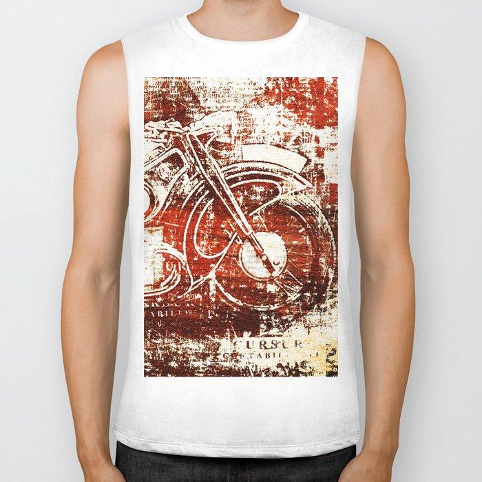 Phantom Biker Tank