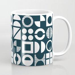 Geometric shapes pattern Coffee Mug