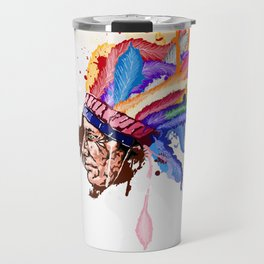 Indian tale Travel Mug