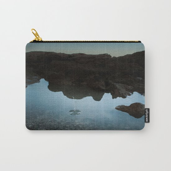 BLUE LAGOON V.II Carry-All Pouch