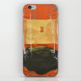 A Room in the Woods iPhone Skin