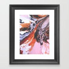 soul mate Framed Art Print