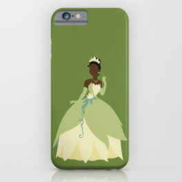 Tiana from Princess and the Frog iPhone Case