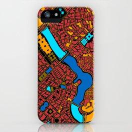 Infinite City - Autumn iPhone Case