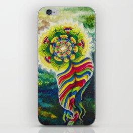 The Flowering Water Spirit of Nanagacqueway iPhone Skin
