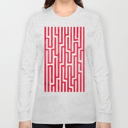 Enter the labyrinth Long Sleeve T-shirt