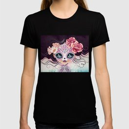 Camila Huesitos - Sugar Skull T-shirt