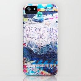 Tybee Island, GA iPhone Case