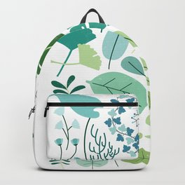 Botanical Chart Backpack