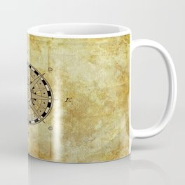 Compass Rose Coffee Mug