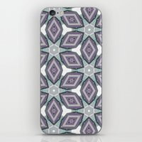 parks iPhone & iPod Skins featuring Looping Parks by Anna Schoenberger