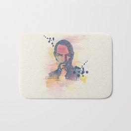 RIP Steve Jobs (1955-2011) Bath Mat