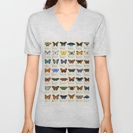 insect color Unisex V-Neck