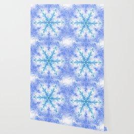 Snow Crystal Wallpaper