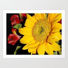 Sunflower #2 Art Print