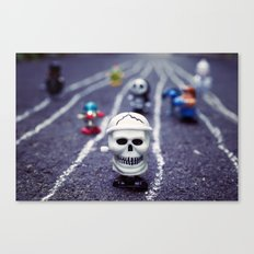 Death FTW Canvas Print