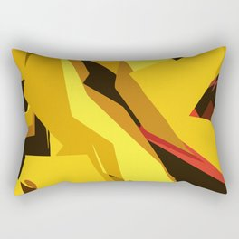 Flying Thoughts Rectangular Pillow
