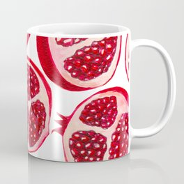 Pomegranate pattern Coffee Mug