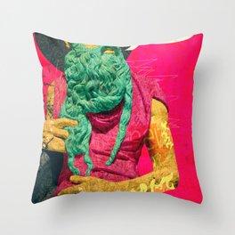 Titan Throw Pillow