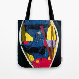Monterey Skiff Tote Bag