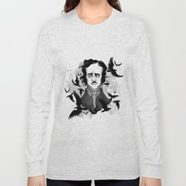 Inktober Poe Long Sleeve T-shirt