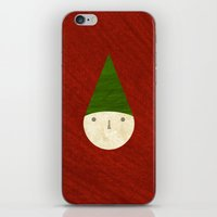 elf iPhone & iPod Skins featuring Elf by Inmyfantasia