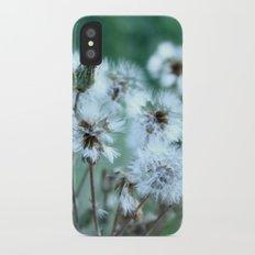Dandelions Slim Case iPhone X