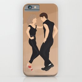 You're The One That I Want iPhone Case