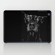 The Curious Expressions of Dogs iPad Case