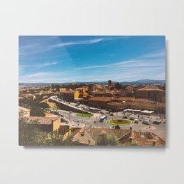 Segovia 2 Metal Print
