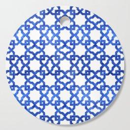 Geometric Pattern - Oriental Design rmx Cutting Board
