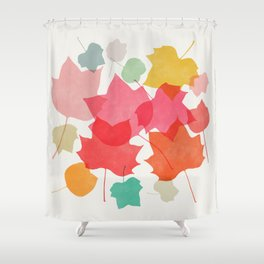 tuliptree 1 Shower Curtain