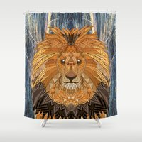 pride Shower Curtains featuring Pride by ArtLovePassion