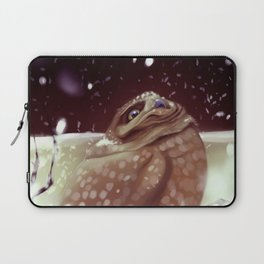 First Snow Laptop Sleeve