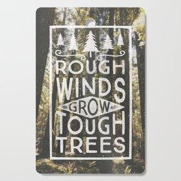 TOUGH TREES Cutting Board