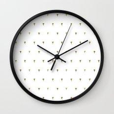 Olearia Wall Clock