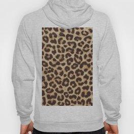 Leopard Print Hoody