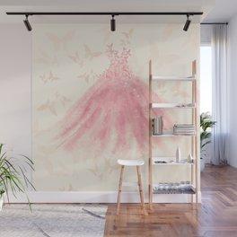 Butterfly Dance Wall Mural