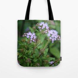 September Wildflowers Tote Bag