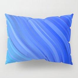 stripes wave pattern 1 c80v Pillow Sham