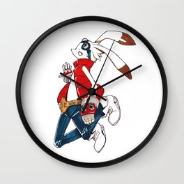 King Kazma Wall Clock