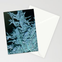 Frosty Stationery Cards