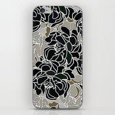 Patina Blossoms iPhone & iPod Skin
