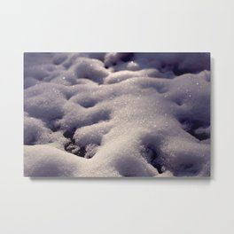 There's Snow Such Thing As Magic Metal Print