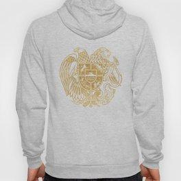 ARMENIAN COAT OF ARMS - Gold Hoody