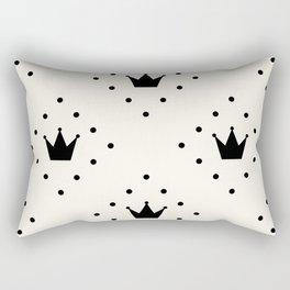 Crowns Rectangular Pillow