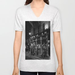 The International Bar, Dublin Unisex V-Neck