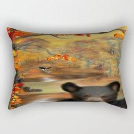 Little Fall Wonders Rectangular Pillow