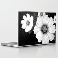 cosmos Laptop & iPad Skins featuring cosmos by lalula