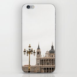 Catedral de la Almudena iPhone Skin
